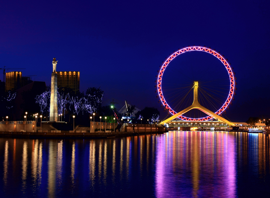 Tianjin Eye Ferris Wheel
