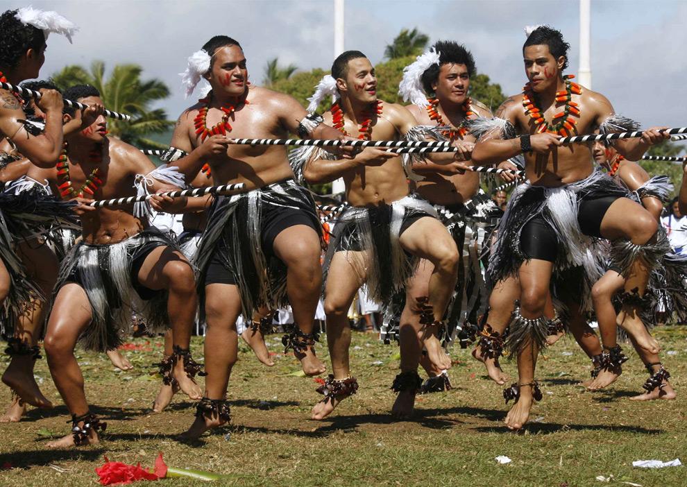 Tonga People