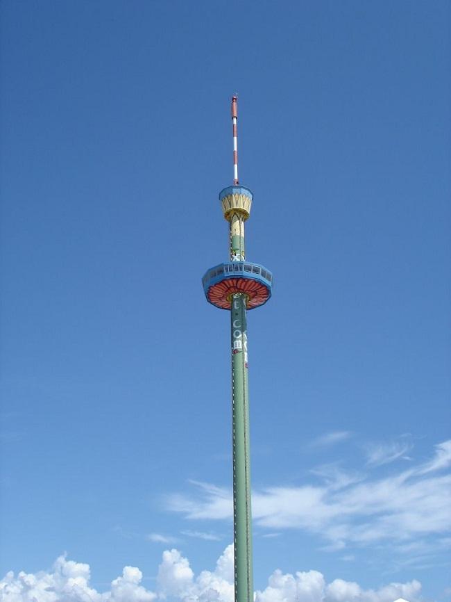 Torre Escenica