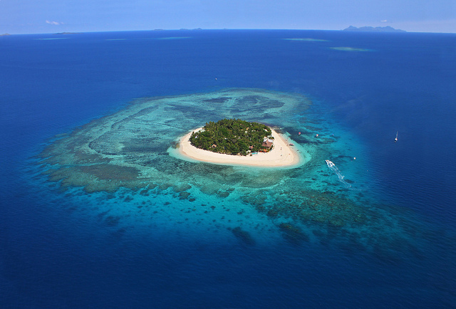 Tropical Island, Fiji