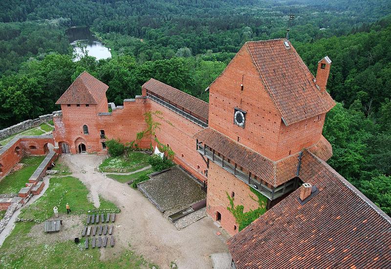 Turaida Museum Reserve housed, Latvia