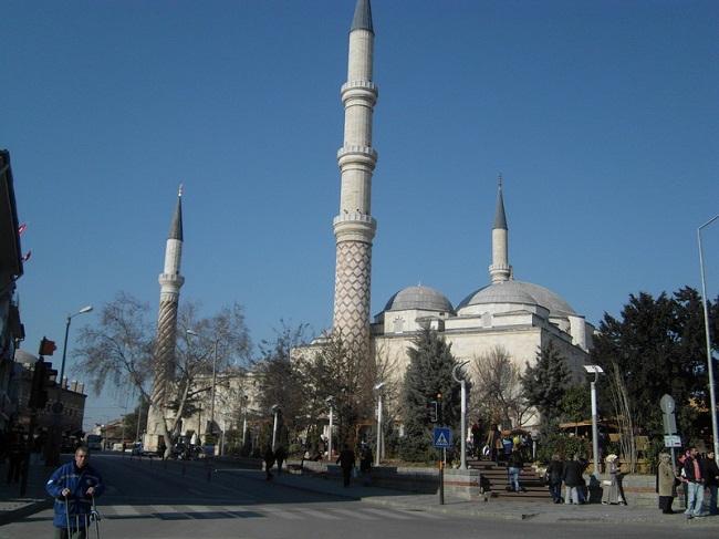 Uc Serefeli Mosque