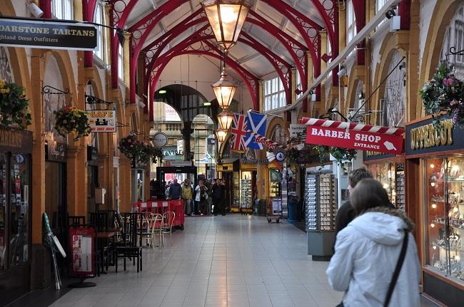 Victorian Market, Inverness