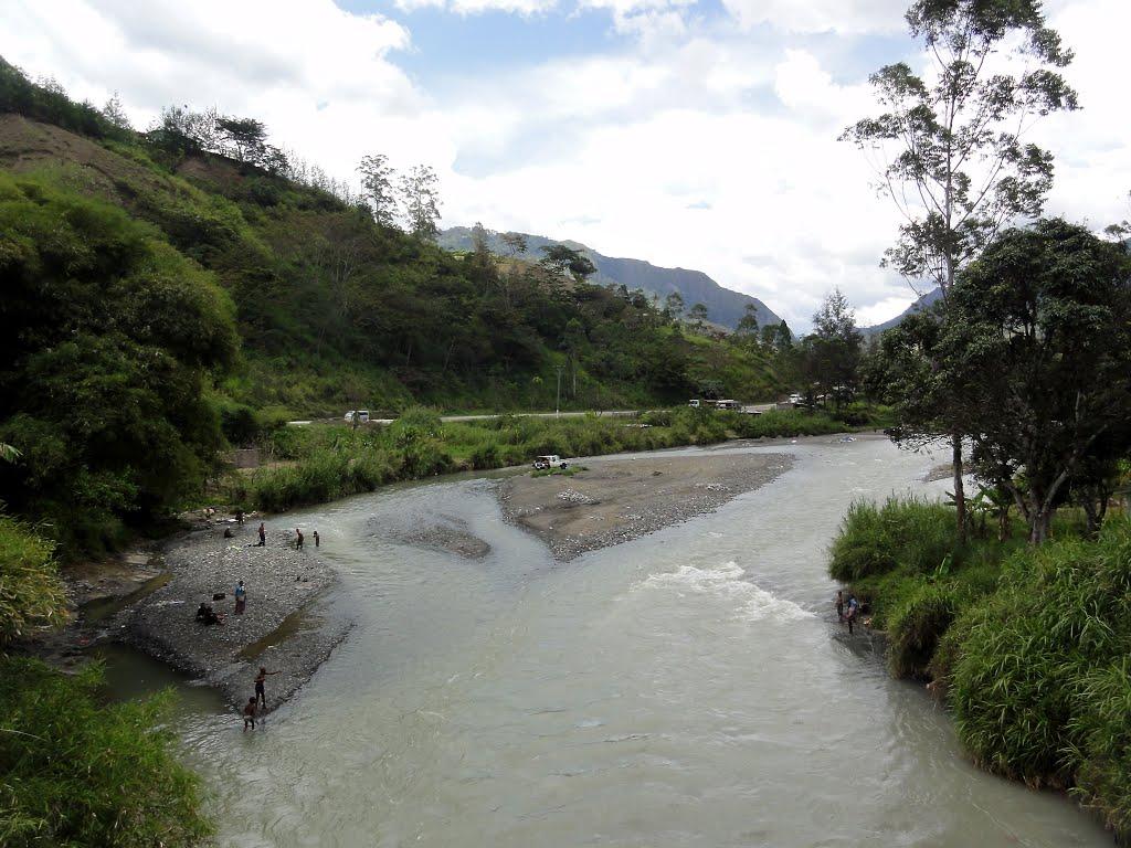 Wahgi, Papua New Guinea