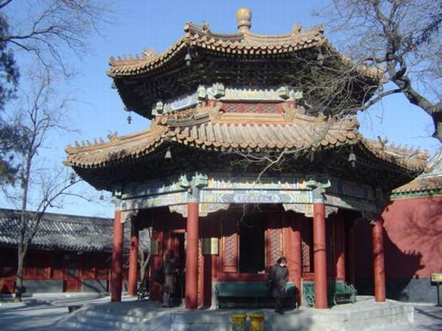 Yonghe Lamasery1