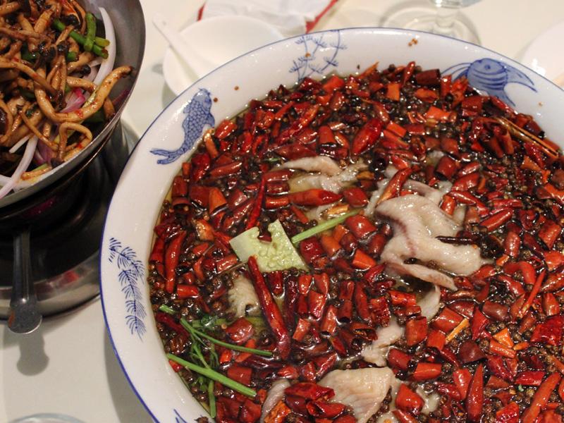 Yu Xin Sichuan Restaurant