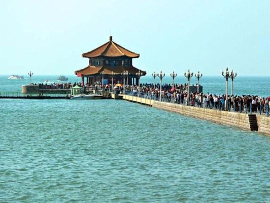 Zhanqiao Pier, Qingdao