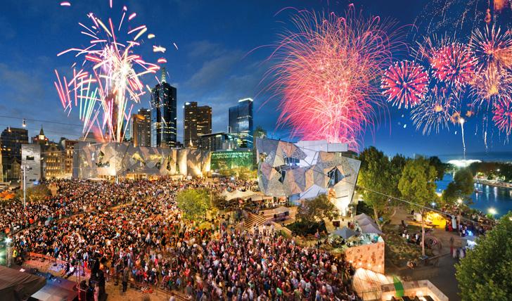 festivals Melbourne, Australia