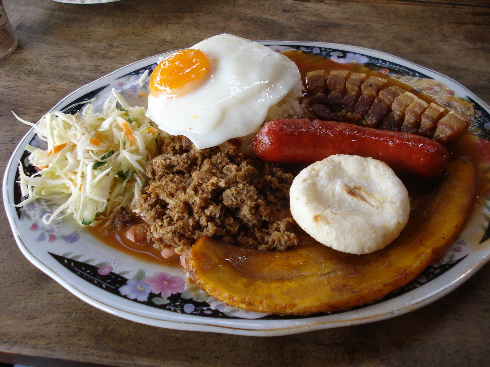 food, Colombia