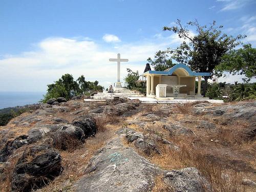 hilltop, East Timor