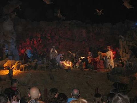 jesus-birth-religious park in buenos aires