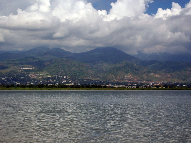 lake of Tanganyika, Burundi