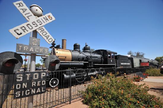 McCormick-Stillman Railroad Park