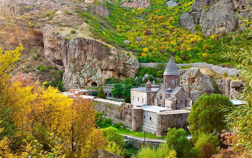 monasteries, Armenia