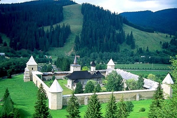 monasteries, Moldova