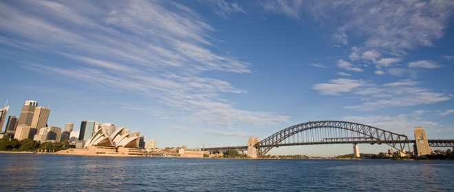 the weather in sydney