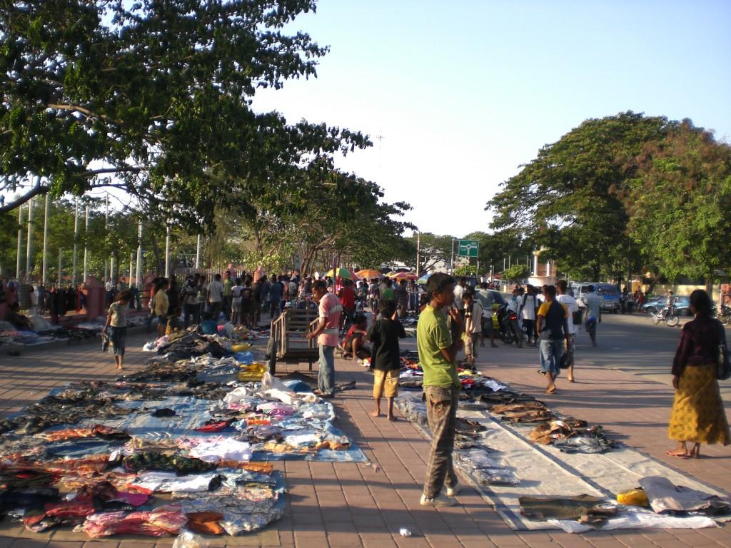 Dili market