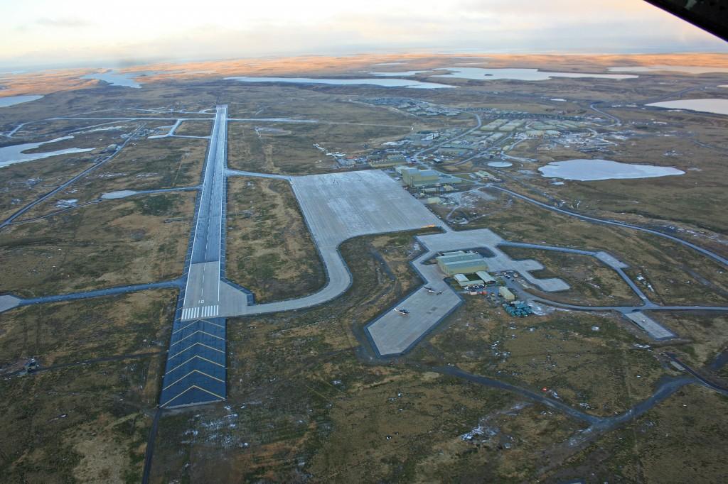 Mount Pleasant Airport Donald Morrison