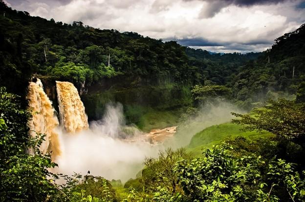 ekom falls cameroon