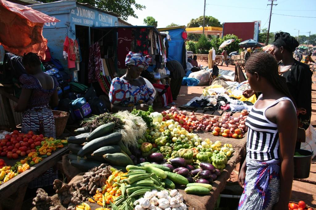 Markt Banfora