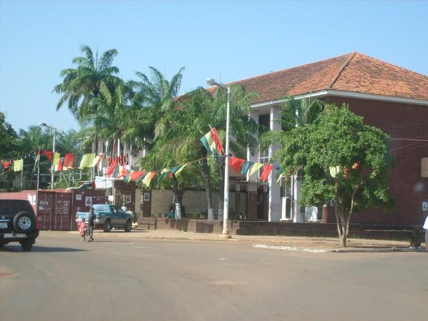 Bissau paigc hq