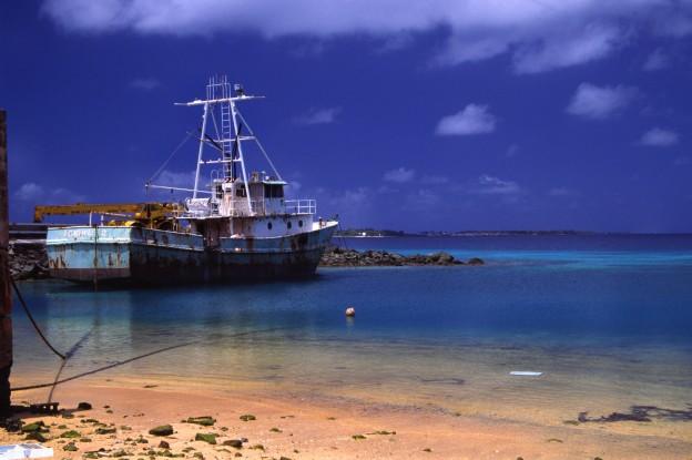 The Marshall Islands   Majuro   Rusty