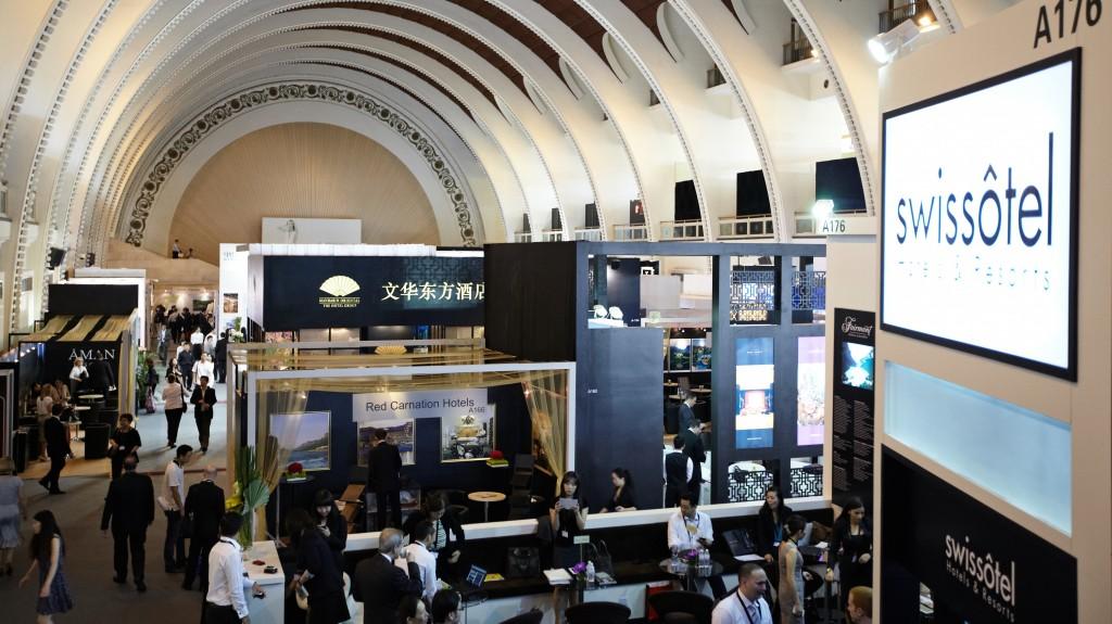 International Luxury Travel Market Asia 2012