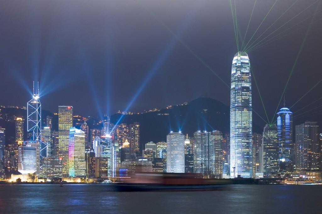 China-city-night