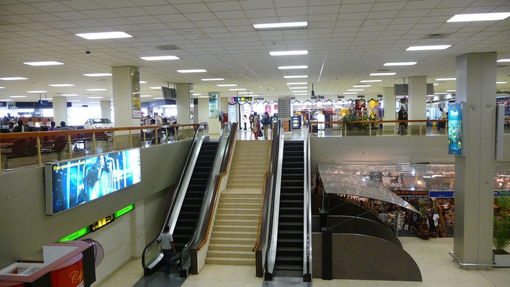 Airport, Sri Lanka