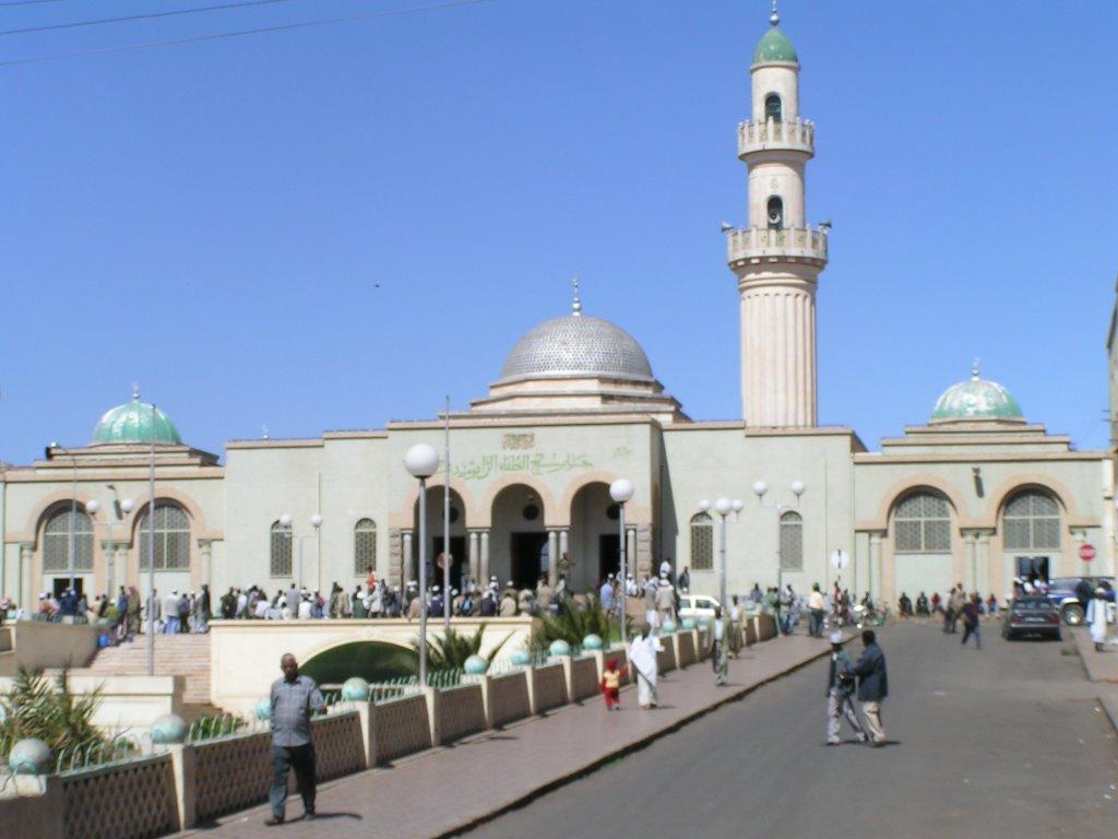 Al Khulafa Al Rashiudin, Eritrea
