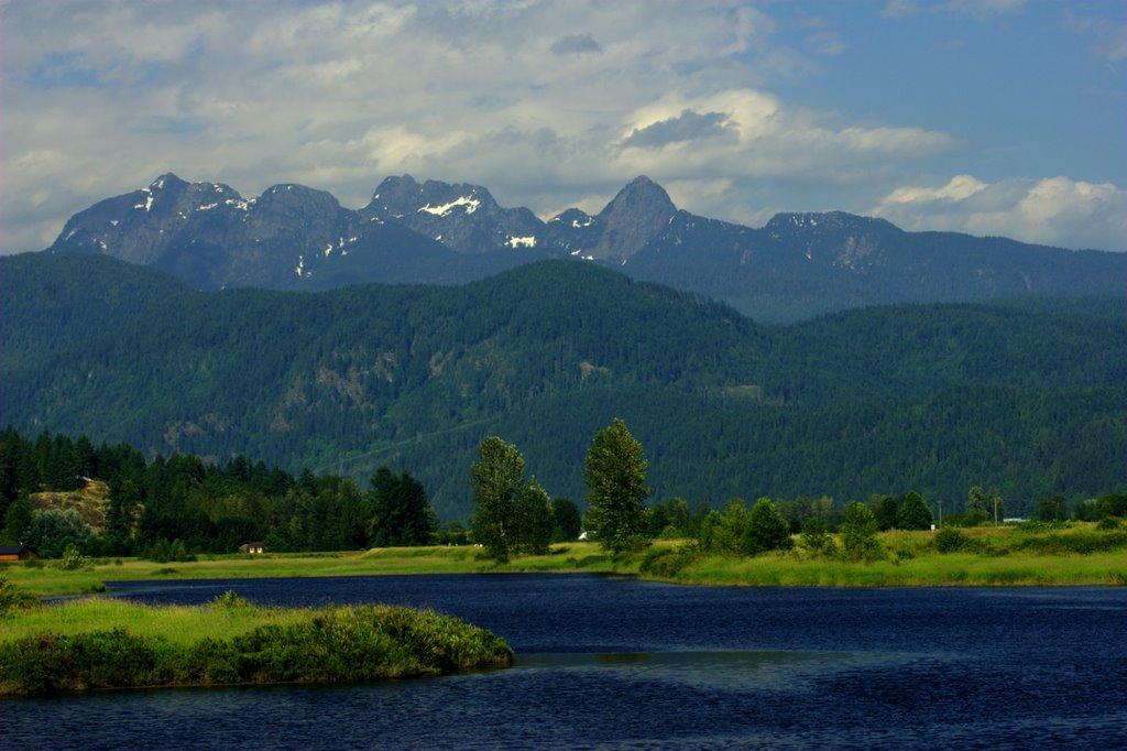 Allouette River