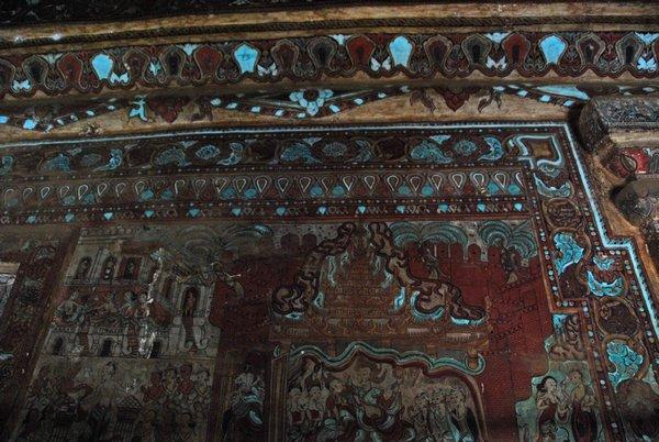 Ananda okkyaung, Burma