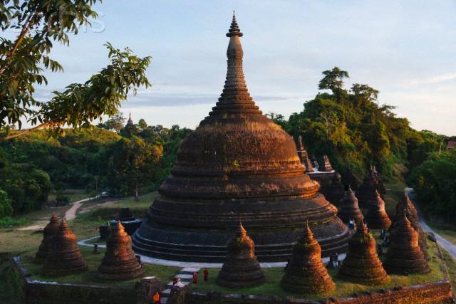 Andaw Thein, Burma