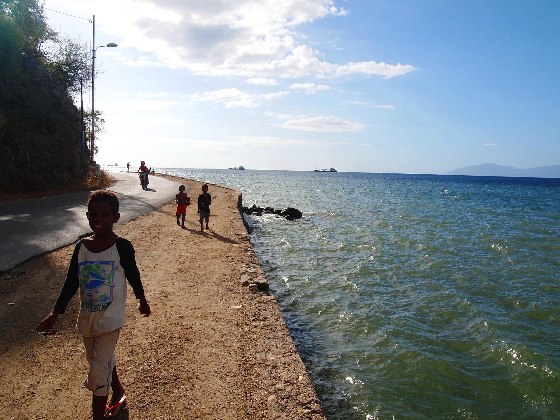 Areia Branca, East Timor