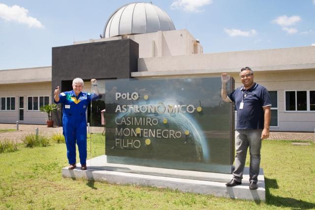 Astronomy Polo Casimiro Montenegro Filho
