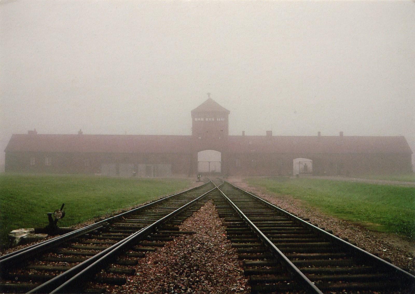 Auschwitz, Poland1