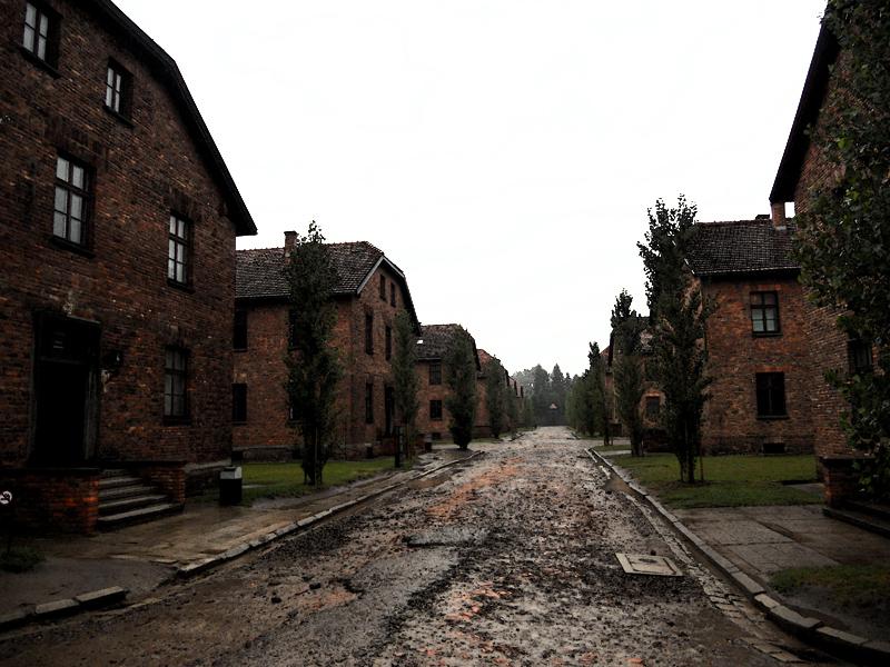 Auschwitz, Poland2