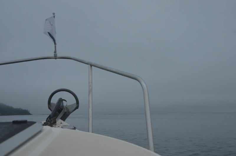 Bamfield Fog