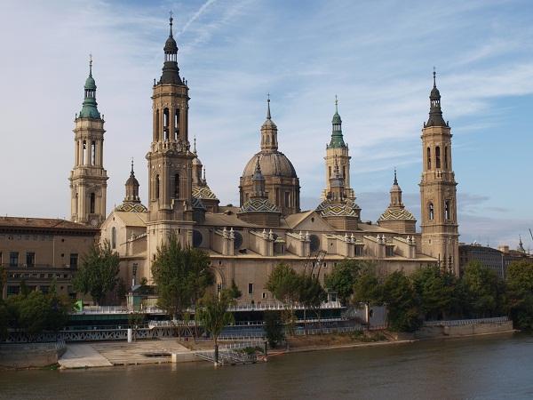 Basilica de Nuestra Senora del Pilar Zaragoza