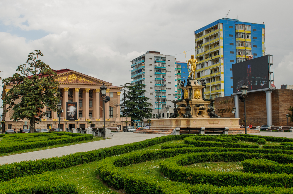 Batumi city, Georgia