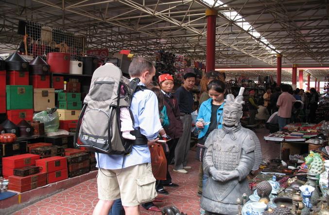 Beijing Antiques Shops