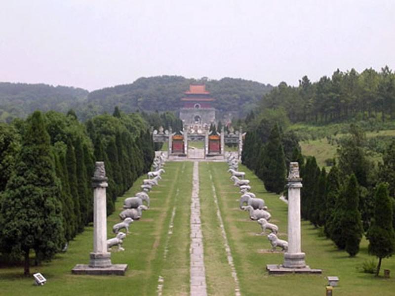Beijing Ming Tombs