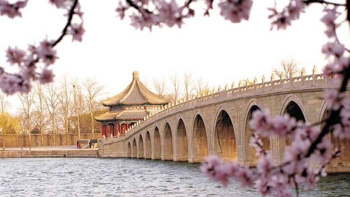 Beijing summer