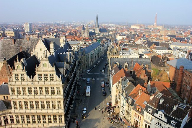 Belgian City Ghent