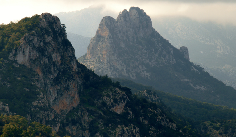 Besparmark Mountains, Cyprus