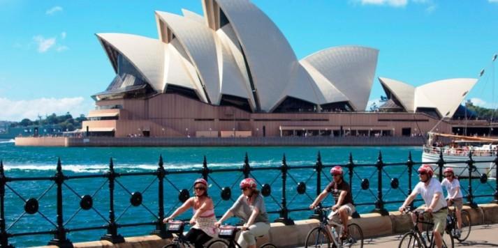 Bike Tours, Australia