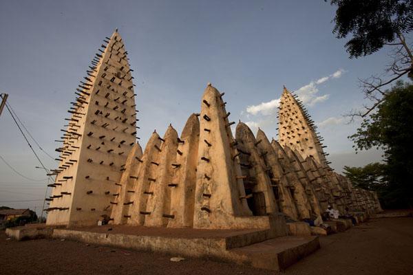 Bobo Dioulasso sections, Burkina Faso