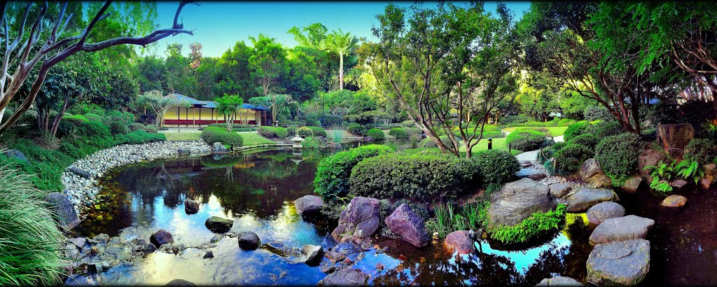 Brisbane Botanical Gardens at Mount Coot-tha