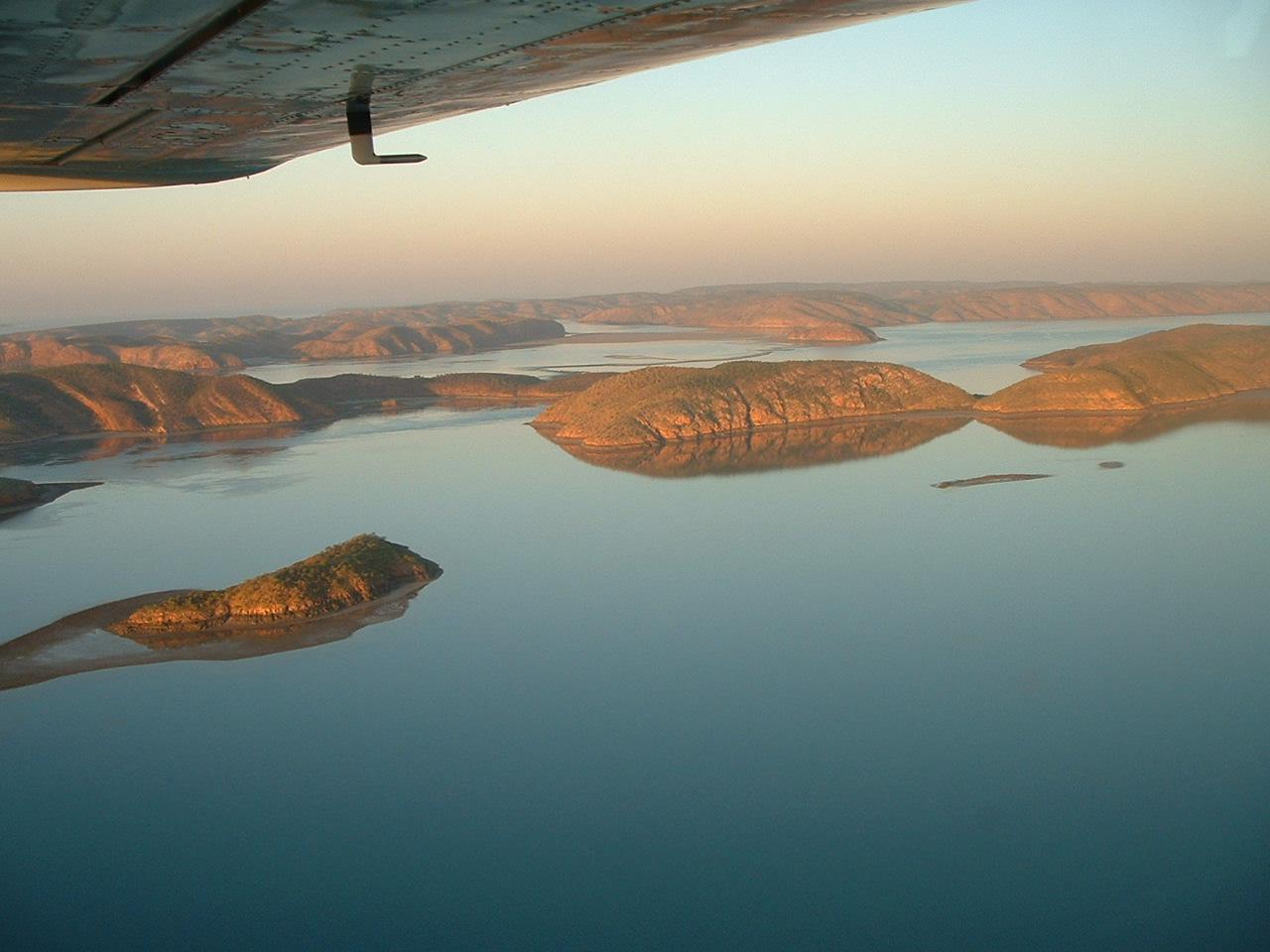 Bucaneer Archipelago near Derby