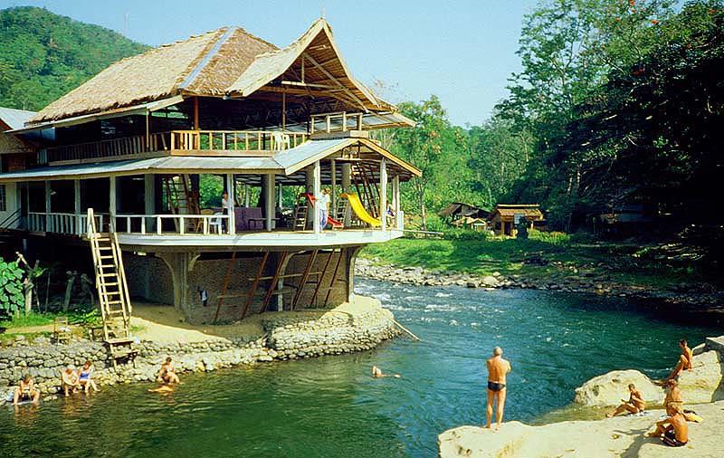 Bukit Lawang, Indonesia